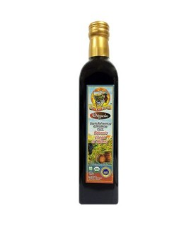 De La Rosa Kosher Organic Italian Aged Balsamic Vinegar of Modena - 500 ml pk12
