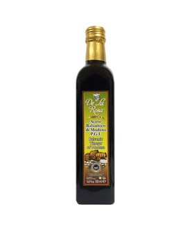 Kosher Italian Aged Balsamic Vinegar of Modena P.G.I. - 500 pk12