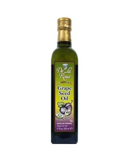 Kosher Italian Grapeseed Oil - 16.9oz
